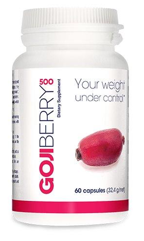 Gojiberry500 – schudnij bez trudu i poczuj się szczęśliwa dzięki tym niezwykłym kapsułkom!